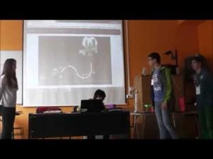 Presentación Yerai Aida y Endica parte 1